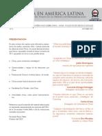 Informativo China-AL Julio-septiembre 2011