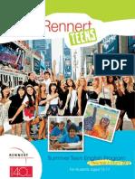 미국 Rennert Summerplus_brochure