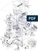 EMP-7700 Exploded Diagram