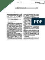 Ley N° 27943 - Ley del Sistema Portuario Nacional