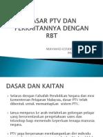 Dasar Ptv Dan Perkaitannya Dengan Rbt