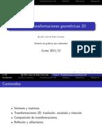 Tema 3 Transformaciones Geometricas