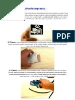 Fazer Placa de Circuito Impresso