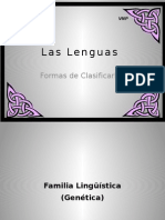 Las Lenguas