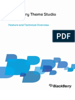 BlackBerry Theme Studio Feature and Technical Overview 1309026 0927091505 001 6.0 US