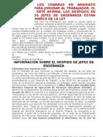 LA SEP Y LOS CHARROS EN AMASIATO SIMBIÓTICO PARA JOROBAR AL TRABAJADOR