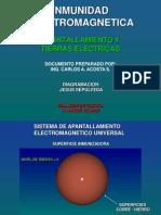 Evolucion Apantallamiento y Tierras 03-11-05