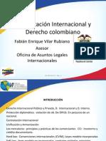 C11 Inversiones - Contratación internacional y derecho colombiano - Fabián Enrique Vilar Rubiano