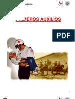 Primeros Auxilios Curso Seal Chile 2012