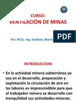 Cap. i Normas Tecnico-legales de Ventilacion en Minas