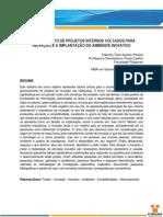 TCC - Fabricio Tulio - MBA Gerenciamento de Projetos
