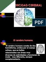 Emisfericidaad Cerebral