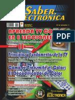 Aprenda TV Color Leccion 1 y 2
