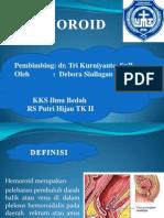 Powerpoint Hemoroid 2