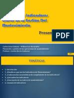 Presentacion - Indices de gestion del mantenimiento.pptx