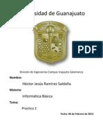 Practica 2 Informatica Basica