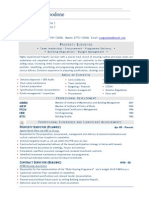 Property Surveyor CV