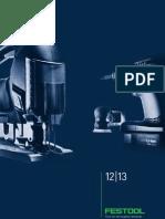 Festool UK Catalog  2013, tools, drill