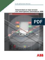 01 Selecctividad en Baja Tencion Con Interruptores Automaticos