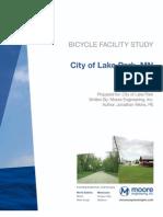 City of Lake Park Bicycle Facility Study - Final