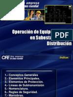 Curso Basico Operacion de Subestaciones