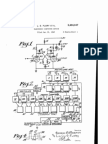 LE Flory Patents Electronic Computing Device in 1946