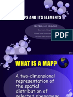 Maps and Its Elements1
