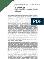 El Desarrollo Del Ideal Del Yo(Pinto)