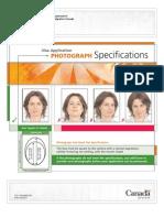 Www.cic.Gc.ca English PDF Photospecs-e