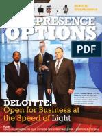 TPO Magazine 2013 - Robotic Telepresence