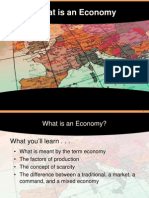 Chapter 7-9 Ips 8 Smt I-II What is an Economy