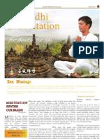 LA Bodhi Meditation Journal 2013 Vol 4