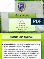Hukum Nun Sakinah(2)