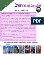 Adj New York City