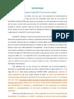 2 paginas - TESE MITIGADA