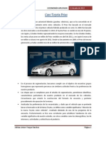 Caso Toyota Prius