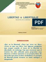 Presentación libertad
