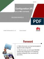 BSC6900V900R012 UO Interface Data Configuration(IP)-20101218-B-V1.0