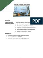 Aircraft Landing Gear Fires