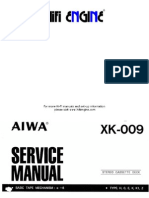 Aiwa Xk-009 Excelia