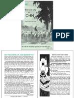 A Bible Study on John