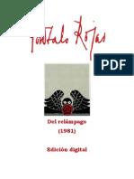 Gonzalo Rojas - (1981) Del relámpago