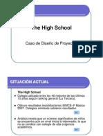 Caso High School