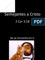Semejantes a Cristo.pptx