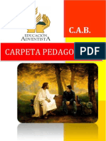 Carpeta Pedagogica William