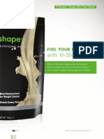Body by Vi Shake Facts & Nutrition Guide (UK)