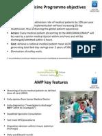 AMP Presentations
