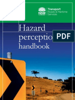 NSW RMS Hazard Perception Handbook