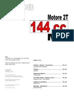 Motore 144cc Mod 2008