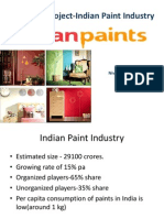 Year Long Project-Indian Paint Industry (1).pptx